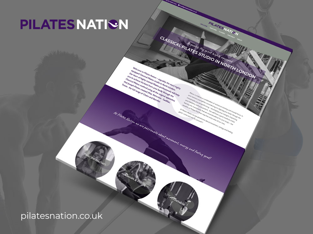 Pilates Nation